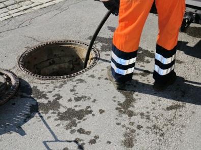limpieza de tuberías sin obra